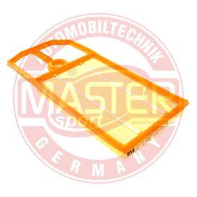 Golf 4 1.4 16V Luftfilter MASTER-SPORT 4287/1-LF-PCS-MS (1.4 16V Benzin 2000 AKQ)