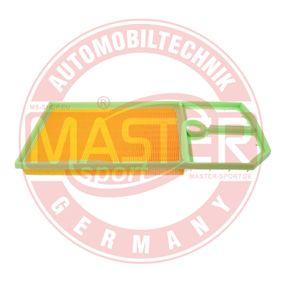 Golf 4 1.4 16V Luftfilter MASTER-SPORT 4287/2-LF-PCS-MS (1.4 16V Benzin 1999 AKQ)