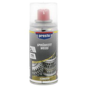 PRESTO Grasso a spray 429798