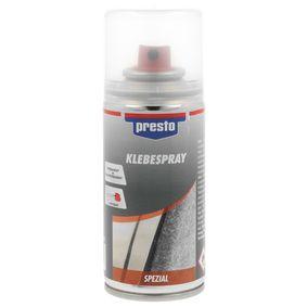 Sprühkleber PRESTO 429941 für Auto (Inhalt: 150ml, Klebespray 150ml)