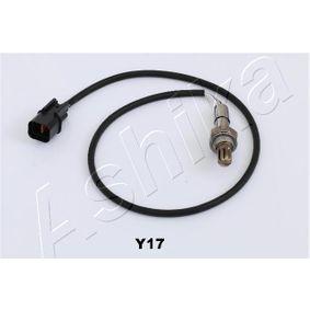 Lambdasonde Kabellänge: 630mm mit OEM-Nummer 39210 2B130