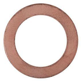 Уплътнителен пръстен, пробка за източване на маслото 430.2501 Jazz 2 (GD_, GE3, GE2) 1.2 i-DSI (GD5, GE2) Г.П. 2004