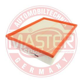 Luftfilter 4312/1-LF-PCS-MS CRAFTER 30-50 Kasten (2E_) 2.5 TDI Bj 2009