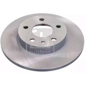 Bremsscheibe Bremsscheibendicke: 11mm, Ø: 240,0mm mit OEM-Nummer 71 739 571