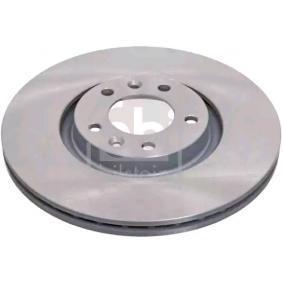 Bremsscheibe Bremsscheibendicke: 22mm, Ø: 301,7mm mit OEM-Nummer 9687990780