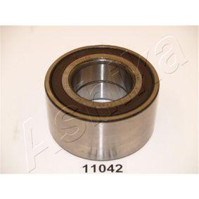 Radlagersatz Ø: 72mm, Innendurchmesser: 37mm mit OEM-Nummer 60 01 550 915