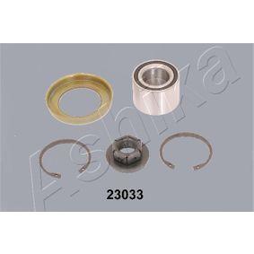 Wheel Bearing Kit Ø: 53mm, Inner Diameter: 29mm with OEM Number 1 201 568