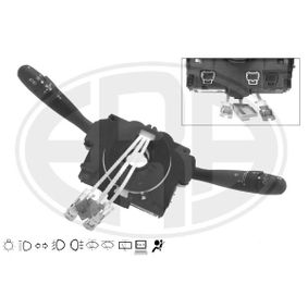 2015 Peugeot 207 Hatchback 1.4 HDi Steering Column Switch 440655