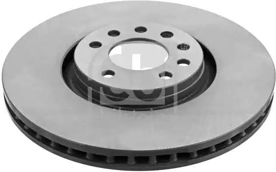 Brake Discs 44122 FEBI BILSTEIN 44122 original quality
