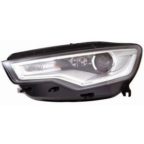 Hauptscheinwerfer für Fahrzeuge mit Leuchtweiteregelung (elektrisch) mit OEM-Nummer 4G0941003C