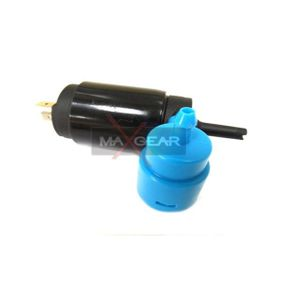 Water Pump, window cleaning Number of connectors: 2 with OEM Number 90 492 357