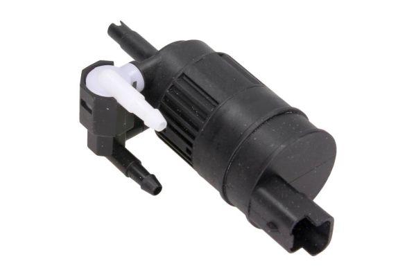 MAXGEAR  45-0018 Waschwasserpumpe, Scheibenreinigung Spannung: 12V, Anschlussanzahl: 2