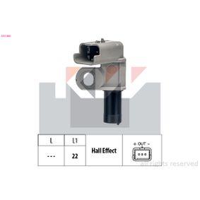Sensor, posición arbol de levas 453 460 XSARA PICASSO (N68) 2.0 HDi ac 2001