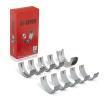 MAZDA BONGO Лагер на коляновия вал: GLYCO H1086/5 STD