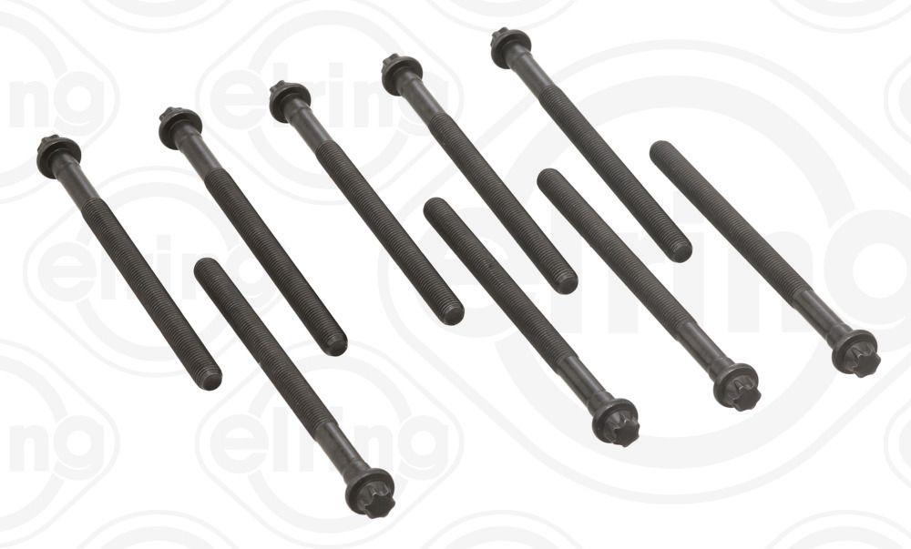 ELRING  455.730 Zylinderkopfschraubensatz Gewindemaß: M 11x1,5x163