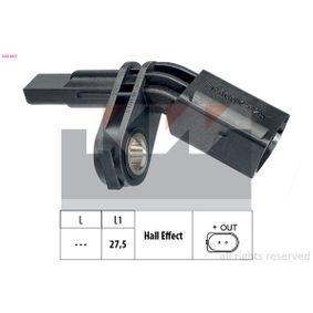 Sensor, Raddrehzahl mit OEM-Nummer 7H0.927.803