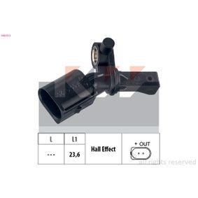 Sensor, Raddrehzahl mit OEM-Nummer 6Q0927807B