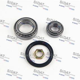 Radlagersatz Ø: 68mm, Innendurchmesser: 41mm mit OEM-Nummer 113 517 185