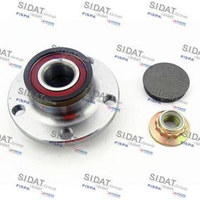 Radlagersatz Ø: 120mm, Innendurchmesser: 28mm mit OEM-Nummer 1J0 501 249 C