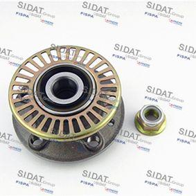 Juego de cojinete de rueda Ø: 133mm, Diám. int.: 25mm con OEM número 432621HA1A