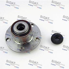 Radlagersatz Ø: 120,5mm, Innendurchmesser: 20,8mm mit OEM-Nummer 52710-29470