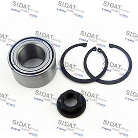 Wheel Bearing Kit Ø: 75mm, Inner Diameter: 40mm with OEM Number 4103363