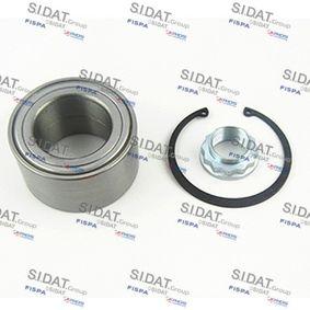 Radlagersatz Ø: 85, 85,05mm, Innendurchmesser: 45mm mit OEM-Nummer 3341 1 133 785