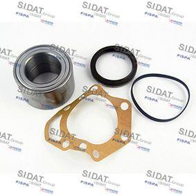 Radlagersatz Ø: 84mm, Innendurchmesser: 49mm mit OEM-Nummer 2D0 501 319