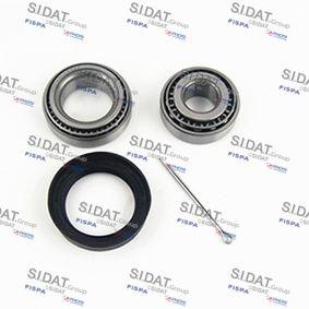 Radlagersatz Ø: 45,2, 50,292, 50,3mm, Innendurchmesser: 19,1, 29mm mit OEM-Nummer 311 405 625N