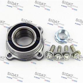 Radlagersatz Ø: 124, 90mm, Innendurchmesser: 45mm mit OEM-Nummer 33411093102