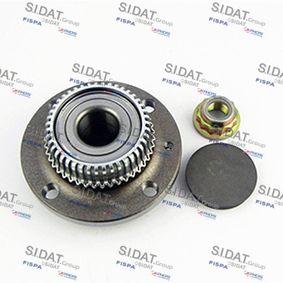 Radlagersatz Ø: 120mm, Innendurchmesser: 28mm mit OEM-Nummer 1J0 501 249C