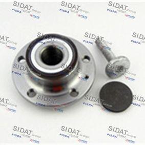 Radlagersatz Ø: 137mm, Innendurchmesser: 32mm mit OEM-Nummer 3G0598611A