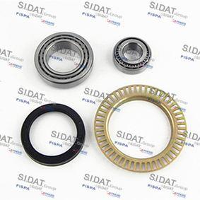 Wheel Bearing Kit Ø: 45,237mm, Inner Diameter: 21,986mm with OEM Number 002 980 64 02