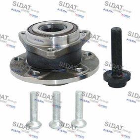 Radlagersatz Ø: 136,5mm mit OEM-Nummer 1K0 407 621 E