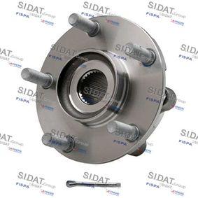 Wheel Bearing Kit Ø: 136mm with OEM Number 40202JG01B