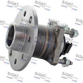 Wheel Bearing Kit Ø: 136mm with OEM Number 1 604 315