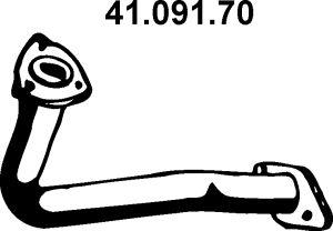 EBERSPÄCHER  41.091.70 Pakoputki