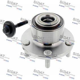 2010 Ford Focus Mk2 2.0 TDCi Wheel Bearing Kit 460514