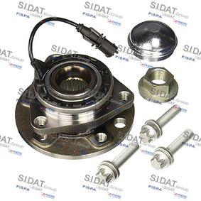 Wheel Bearing Kit Ø: 137mm with OEM Number 16 03 254