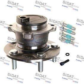 Wheel Bearing Kit Ø: 136mm with OEM Number 7M51-2C299-AA