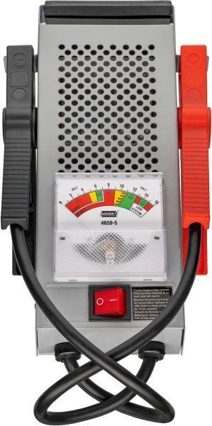 HAZET  4650-5 Vizsgáló, akkumulátor