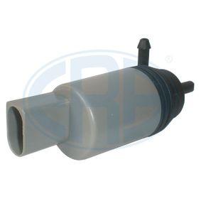 Waschwasserpumpe, Scheibenreinigung Spannung: 12V, Anschlussanzahl: 2 mit OEM-Nummer 6 934 159