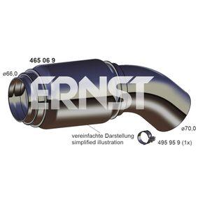 Flexrohr, Abgasanlage mit OEM-Nummer 18.30.8.508.523