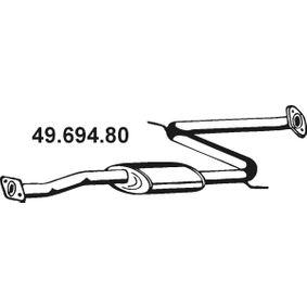 Mittelschalldämpfer 49.694.80 323 P V (BA) 1.3 16V Bj 1996