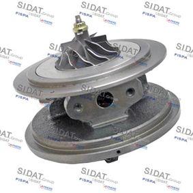Conjunto piezas turbocompresor con OEM número 860335