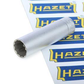 HAZET  4766-2 Zündkerzenschlüssel
