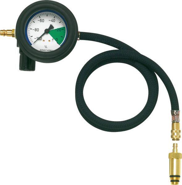 HAZET  4795-1 Aparelho de teste, perda de pressão