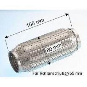Flexrohr, Abgasanlage 99.007.79 3 Limousine (E90) 320d 2.0 Bj 2009