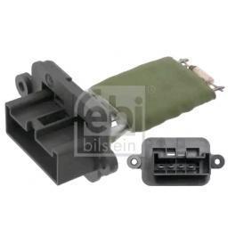 Resistor, interior blower 48299 PANDA (169) 1.2 MY 2014
