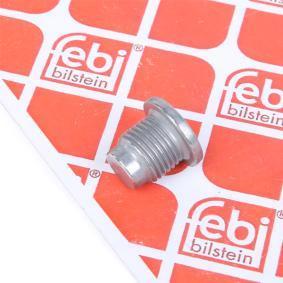 Verschlussschraube, Ölwanne 48880 TWINGO 2 (CN0) 1.2 Bj 2012